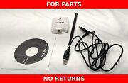 Defective Alfa Awus036nhr 802.11 B/g/n Wireless Usb Network Adaptor, Sold As Is