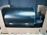 Traeger Grills Tfb89blfc Ironwood 885 Wood Pellet Grill And Smoker With Alexa An