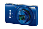 Canon Powershot Elph 190 Is 20.0 Mp Digital Camera - Blue New Free Shipping