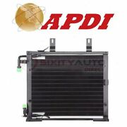 Apdi Ac Condenser For 1991 Bmw 318is - Ac Air Conditioning Heating Of