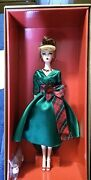 Barbie Collectible Yuletide Yummies Holiday Hostess Collection Nrfb 4100 Ww