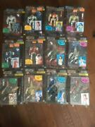 Mccross 15th Anniversary Initial Version 12 Sets Action Figures Aliy