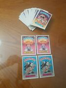 Topps 1985 Garbage Pail Kids Original Serie 1 , Rare Glossy At Excellent Condit.