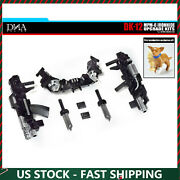Transformers Dna Dk-12 Upgrade Kits For For Mpm06 Mpm-06 Ironhide Us Stock