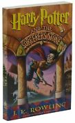 Harry Potter And The Sorcererand039s Stone J. K. Rowling First Edition Advance Copy