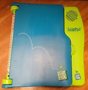 Leap Pad Leap Frog Learning System 10 Books With Cartridges