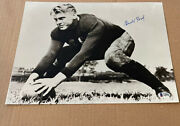 Gerald Ford Michigan Wolverines Full Letter Signed 11x14 Photo Beckett 1
