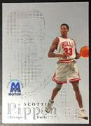Scottie Pippen 98-99 Skybox Molten Metal Fusion Limited To 250 Sheets