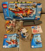 Lego 60005 City Fire Boat 222 Pieces Ages 5-12 With Box And Instructions