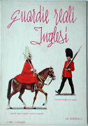 ✅ 1966 La Sorgente Soldati Toy Soldiers Of Paper Guards Real English Never Used
