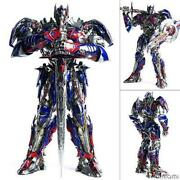Limited Edition Trans The Knight King Of Formers/ Optimus Prime