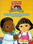 Fisher Price Little People Sonya Lee Visits The Doctor Fisher Price Little Peo