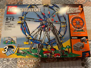 Lego Creator Ferris Wheel 4957 3 In 1. 100 Complete. Includes Manuals And Box
