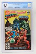 Dc Comics Presents 47 - Dc 1982 Cgc 9.4 Masters Of The Universe. 1st Appearance