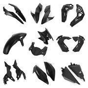 Bodywork Fairing Abs Injection Molding Unpainted Fits For Kawasaki Z650 17-19 T8