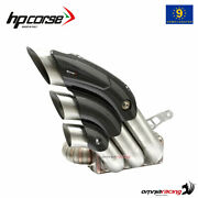 Hpcorse Hydrotre Exhaust Satin Cover Carbon Homologated Mv Agusta Dragster 800