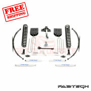 Fabtech 8 Basic System W/ Shocks For Ford F250 4wd 2008-16
