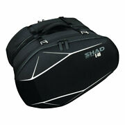 Side Panniers Thermoformed Semirigid 3d E-48 407302730 Shad Bag Motorcycle