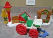 Fisher-price Little People Tree Lighting Discovery Park - Replacement Pieces