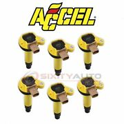 Accel Direct Ignition Coil Kit For 2013-2016 Ford Police Interceptor Sedan Pw