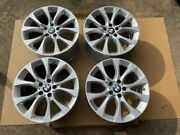 Bmw Oem Factory Original Style 450 X5 And X6 19 Wheels And Center Caps Only