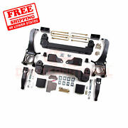 Zone 5 Front And Rear Suspension Lift Kit For Toyota Tundra 2wd 2007-2015