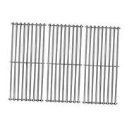 S6505a 3-pack 19 3/4 Stainless Steel Cooking Grid Grates Replacement For
