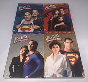 Lois And Clark The New Adventures Of Superman Complete Series - Season 1-4 Dvd