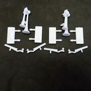 Structo Plastic Mirror/airhorn/wipers Truck Accessory Sets 2 Parts Stp-002-2