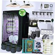 The Bud Grower | Hydroponic Growing System | Grow Tent Advanced Grow Kit 1_2