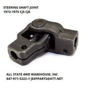Steering Column Shaft Joint Assy 990192 Fits Jeep Cj5 Cj6 1972-1975 With Ujoint
