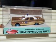 White Rose Collectibles Plymouth State Police Cars Ny Il Ks Nc Md Mn Nh Wi Ar Pa