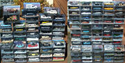 007 James Bond Complete 143 Boxed Car / Vehicle Model Collection 138 Items