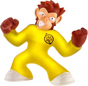 Heroes Of Goo Jit Zu - Stretchy Monkey Action Figure, Simian Multicolor