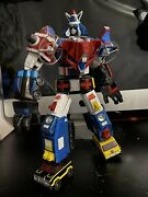 Miracle Metal Voltron Vehicle Force