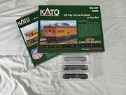Mix N' Match - N Scale Kato/micro-trains Passenger Cars Union Pacific