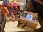 Exo Squad Invid Shock Trooper Brand New In Box Box Is In Rough Shape See Pics
