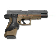 Crimson Trace Lg-446 Front Activation Red Lasergrip Sight Springfield Xd9 And Xd40