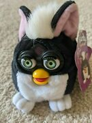 Furby Buddies Tag Says My English Name Is Very Good Comes In Acrylic Case