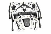 Rough Country X-flex Long Arm Upgrade Kit Fits 1999-2004 Jeep Grand Cherokee