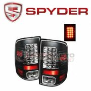 Spyder Auto 5017543 Tail Light Set For Electrical Lighting Body Exterior Oh