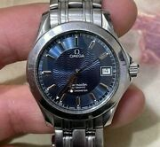 Omega Seamaster Chronometer Wristwatch Automatic Men's From Japan 1501 823