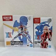 S.h.figuarts Darling In The Franxx Zero Two And Strelitzia Japan Free Shipping ☆
