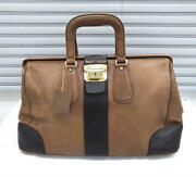 Discontinued Product At That Time Porter Doctor's Bag Vintage Brown