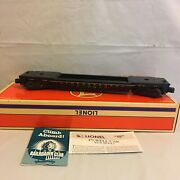 Lionel 6-16946 O Gauge 3840 Cando F9 Well Car With Reels Chesapeake And Ohio