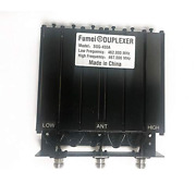 Fumei Uhf 400-470mhz 50w Duplexer For Radio Repeater With Preseted Low...