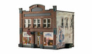Woodland Scenics O Scale Built-up Building/structure Records And Recruiting