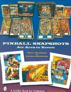 Pinball Snapshots Air Aces To Xenon, Hardcover By Rossignoli, Marco Mcguin...
