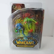 Dc Unlimited World Of Warcraft Series 4 Fish-eye And Gibbergill Murloc 2-pack