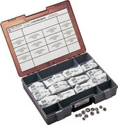 Drag Specialties Washer And Nut Assortment Chrome - Ds-190650